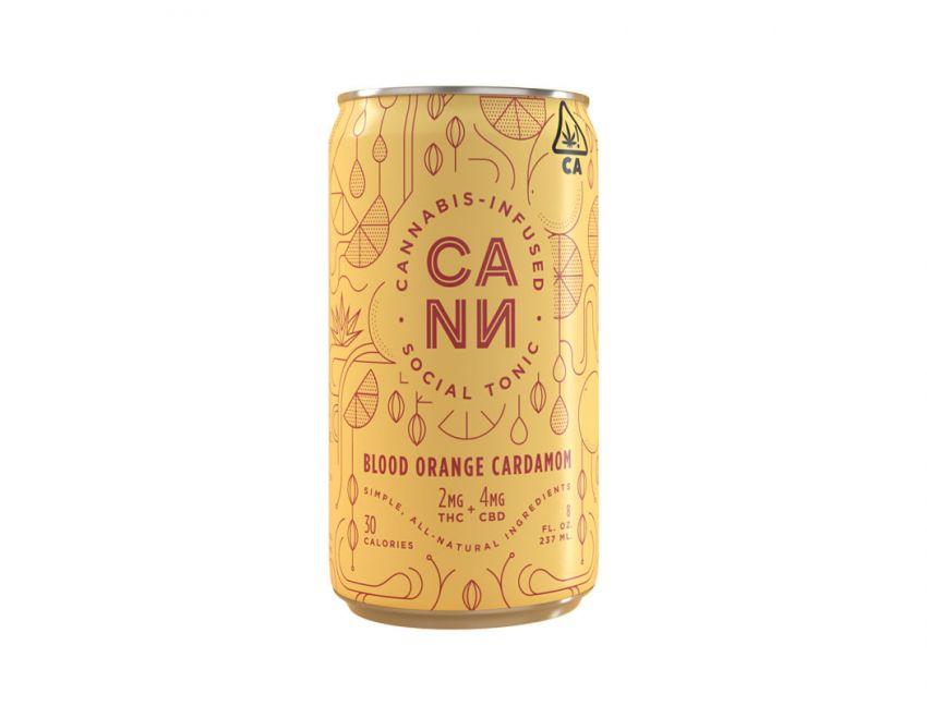 Blood Orange Cardamom (1 can)