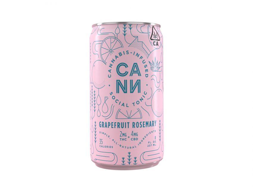 Grapefruit Rosemary (1 can)