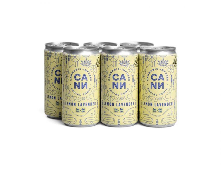Lemon Lavender (6-pack)