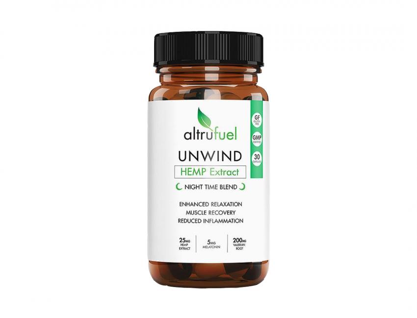 Unwind Hemp Extract